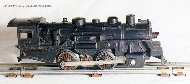 MarxTinplateTrains com -- Toy Train Collection